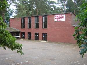 Colehill Memorial Hall 2