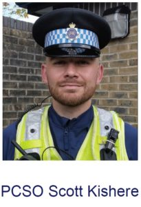 PCSO Scott Kishere picture